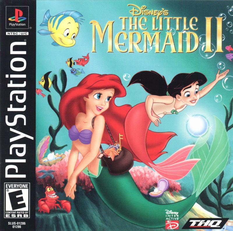 Little mermaid bathroom - The little mermaid 2 cover disney s the little mermaid ii u iso